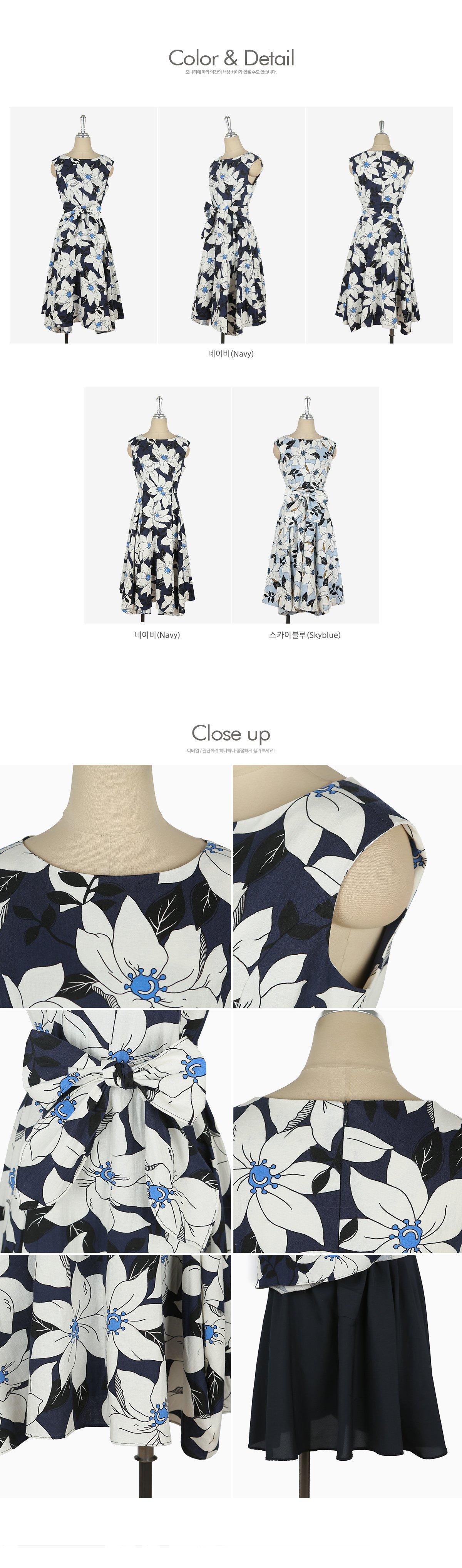 Váy liền công sở Hàn Quốc - H3231